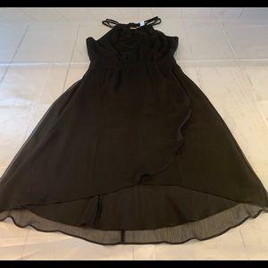 White house black market black dress size 2